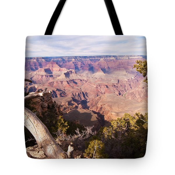 Late Afternoon At The South Rim Tote Bag by Bob and Nancy Kendrick