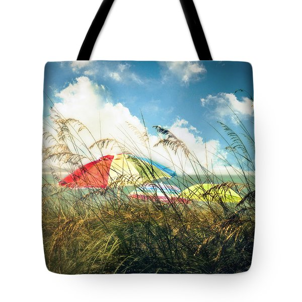 Lazy Days Of Summer Tote Bag by Tammy Wetzel