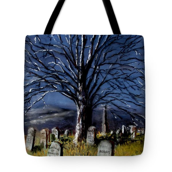 Left Alone Tote Bag by Jack Skinner
