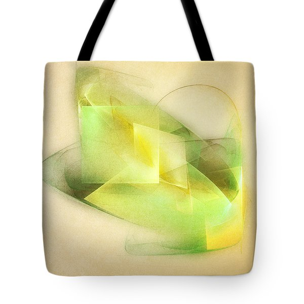 Lemon Lime Tote Bag by Scott Norris