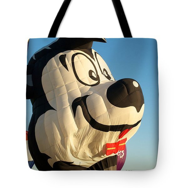 Lepew Tote Bag by Mark Dodd