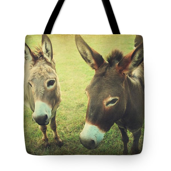 Let's Chat Tote Bag by Laurie Search