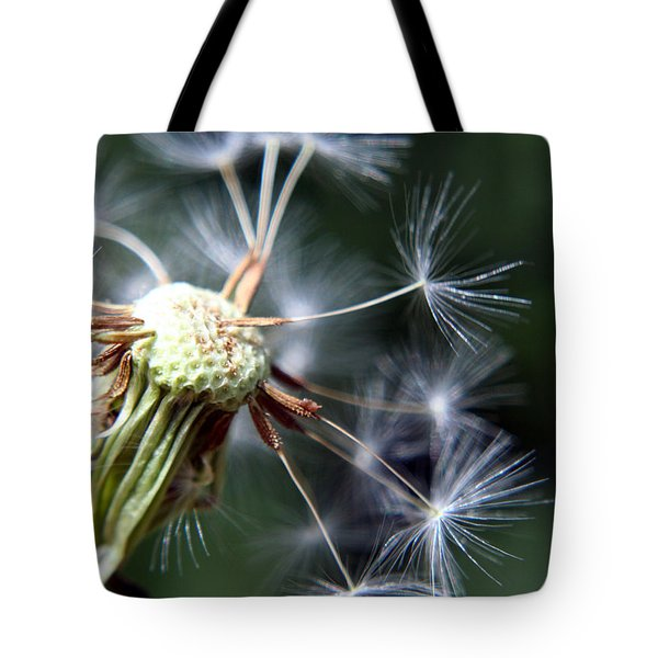 Letting Go  Tote Bag by Heather Applegate
