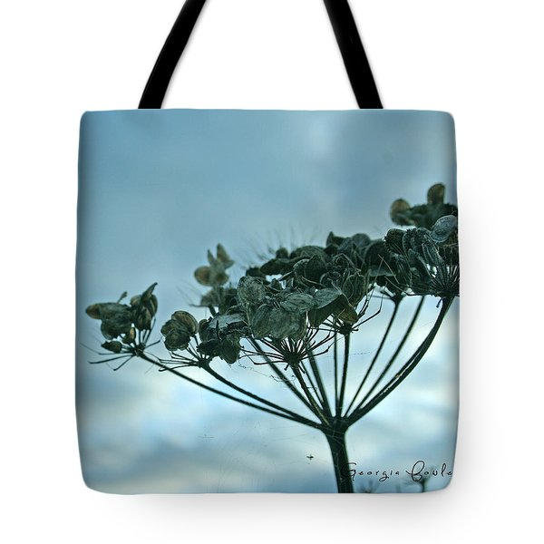 Life Cycle Tote Bag by Nomad Art And  Design