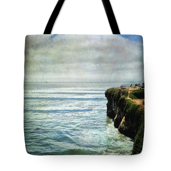 Life Is Bigger Tote Bag by Laurie Search