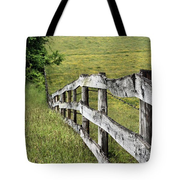 Lines Tote Bag by JC Findley