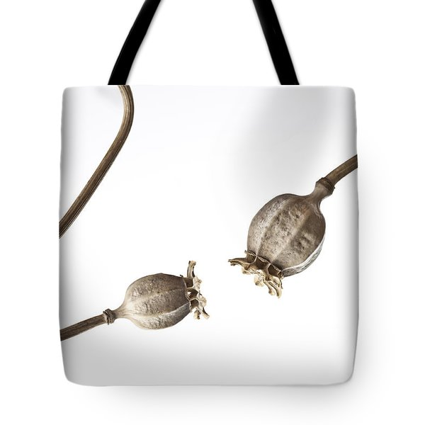 Listening Number 1 Tote Bag by Carol Leigh