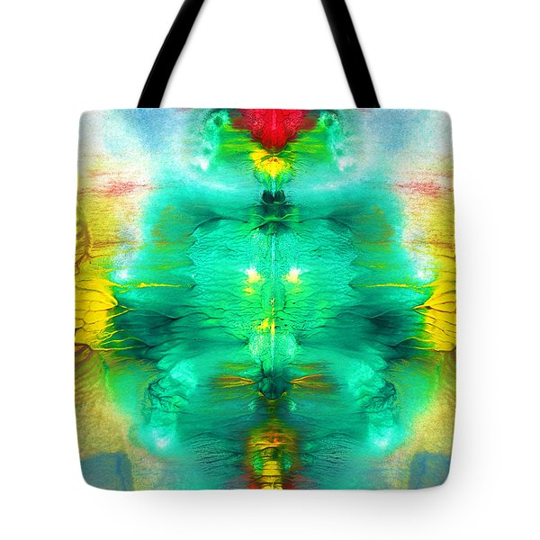 Living Form Tote Bag by Sumit Mehndiratta
