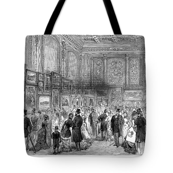 London: Exhibition, 1880 Tote Bag by Granger