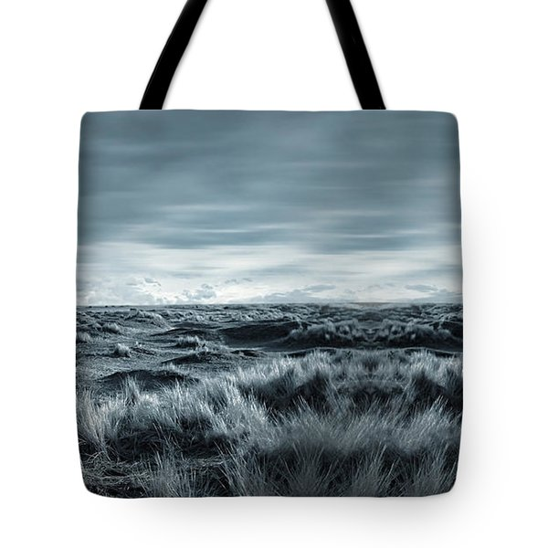 Lone Tote Bag by Lourry Legarde