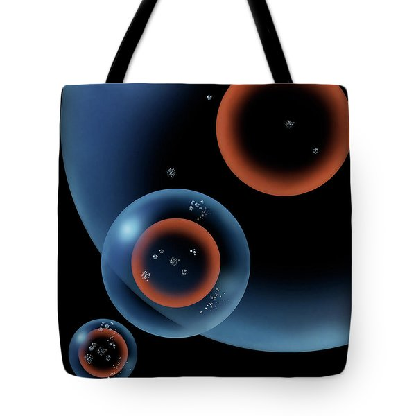 Lonely Universe Tote Bag by Don Dixon