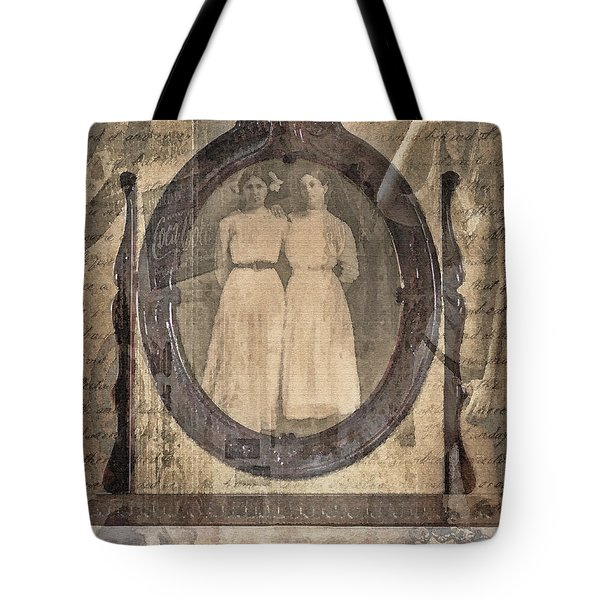 Long Ago Tote Bag by Betty LaRue