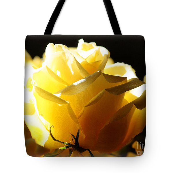 Look on the Bright Side  Tote Bag by Carol Groenen
