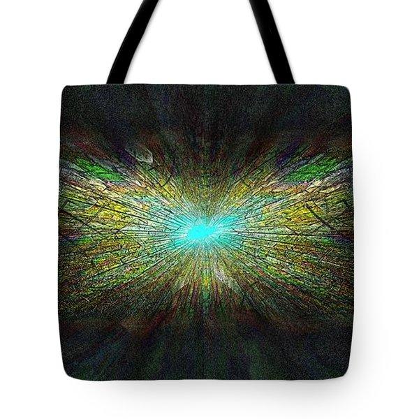 Look Up Tote Bag by Tim Allen