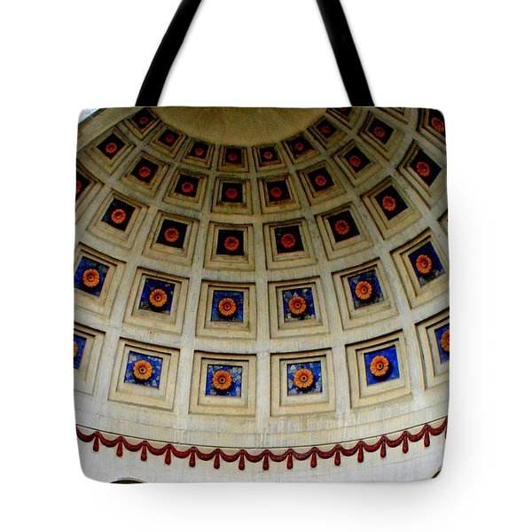 Looking Up Tote Bag by Laurel Talabere