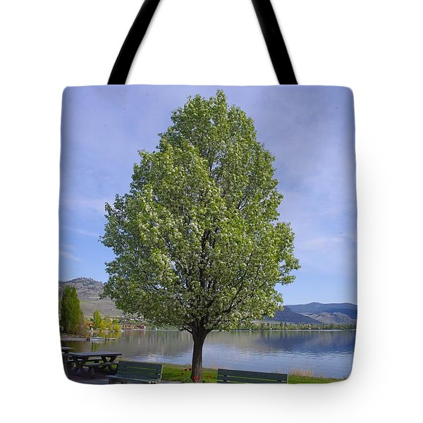 Lots Of Room To Sit Tote Bag by John  Greaves