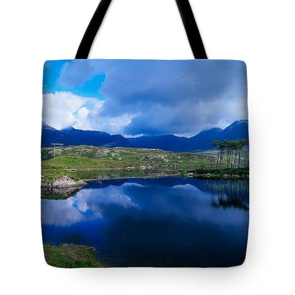 Lough Derryclare, Connemara, Co Galway Tote Bag by The Irish Image Collection