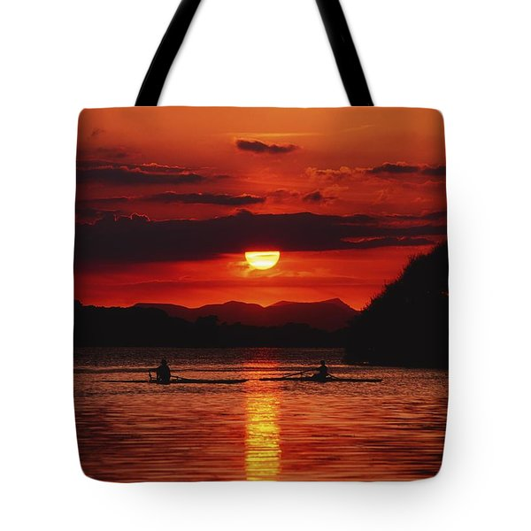 Lough Leane, Killarney, Co Kerry Tote Bag by The Irish Image Collection