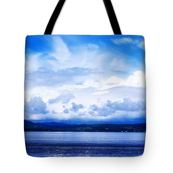 Lough Swilly, County Donegal, Ireland Tote Bag by The Irish Image Collection