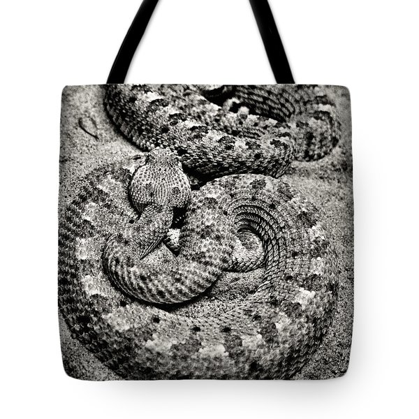 Love At First Bite Tote Bag by Sally Bauer