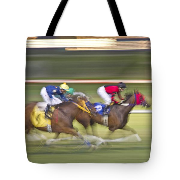 Love Of The Sport Tote Bag by Betsy C  Knapp