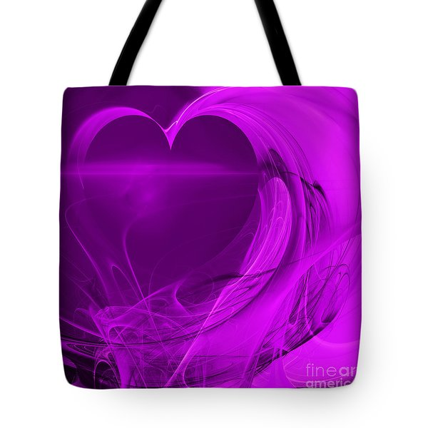Love . Square . A120423.279 Tote Bag by Wingsdomain Art and Photography