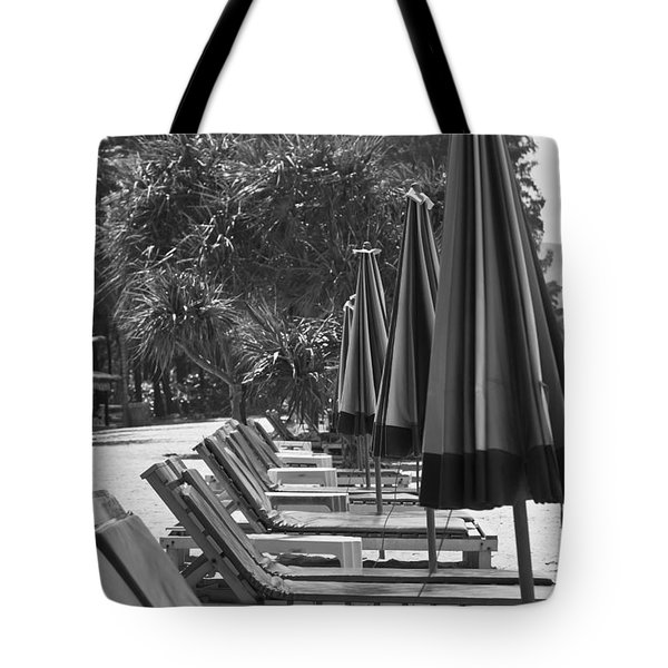 Low Season Tote Bag by Nomad Art And  Design
