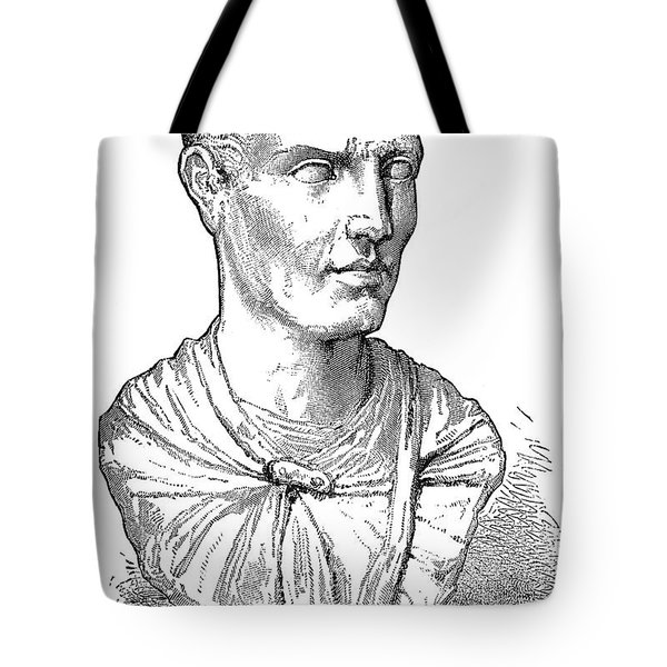 Lucius Licinius Lucullus Tote Bag by Granger