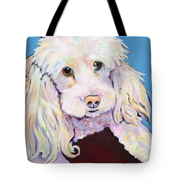 Lucy Tote Bag by Pat Saunders-White