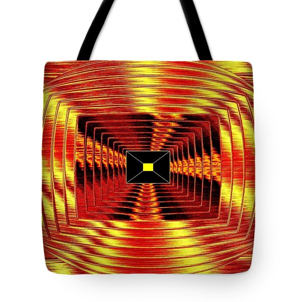 Luminous Energy 12 Tote Bag by Will Borden