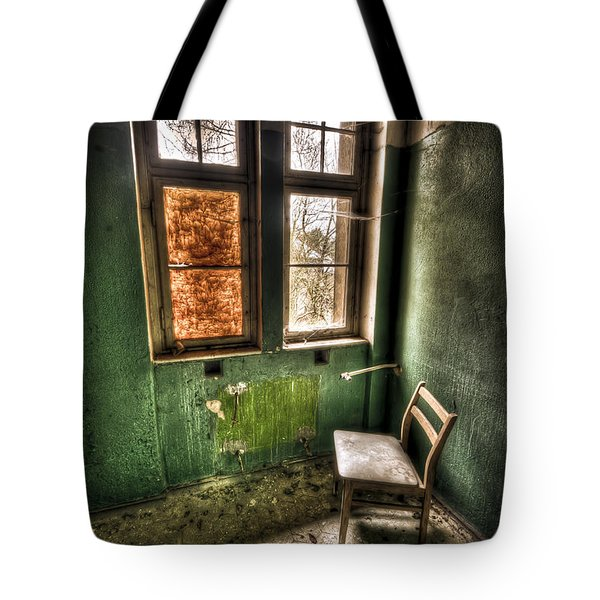 Lunatic Seat Tote Bag by Nathan Wright