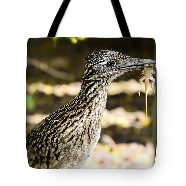 Lunch Anyone Tote Bag by Saija  Lehtonen