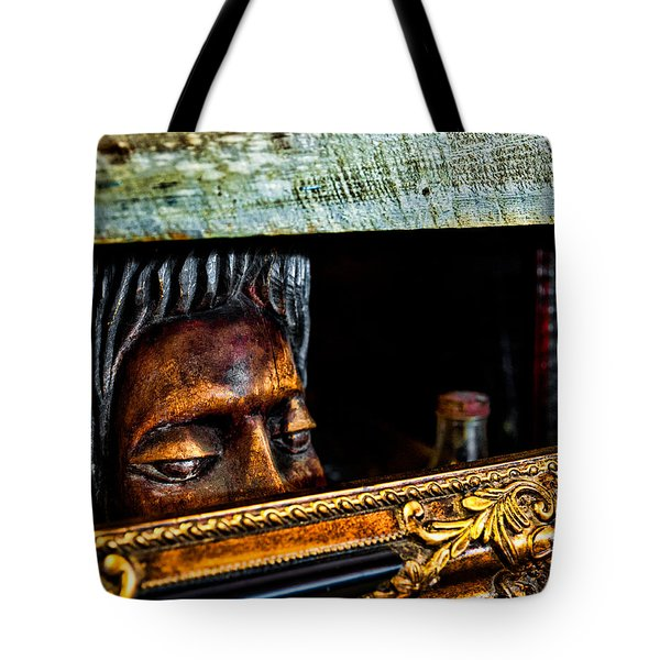 Lurking Tote Bag by Christopher Holmes
