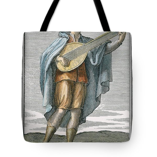 Lute, 1723 Tote Bag by Granger