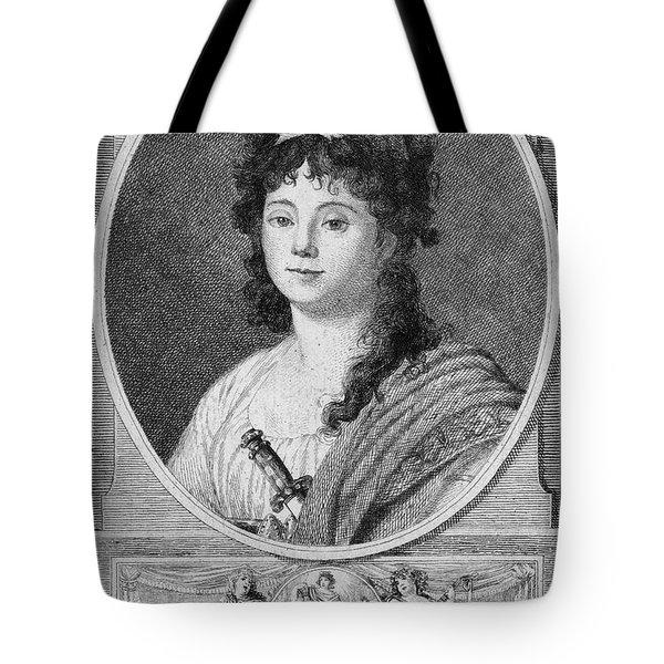 Mademoiselle Maillard Tote Bag by Granger