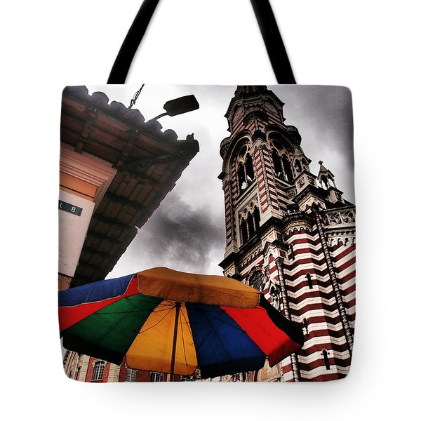 Magdalena Tote Bag by Skip Hunt