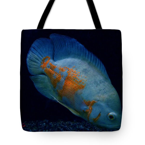 Magic Fish Name Oscar  Tote Bag by Colette V Hera  Guggenheim