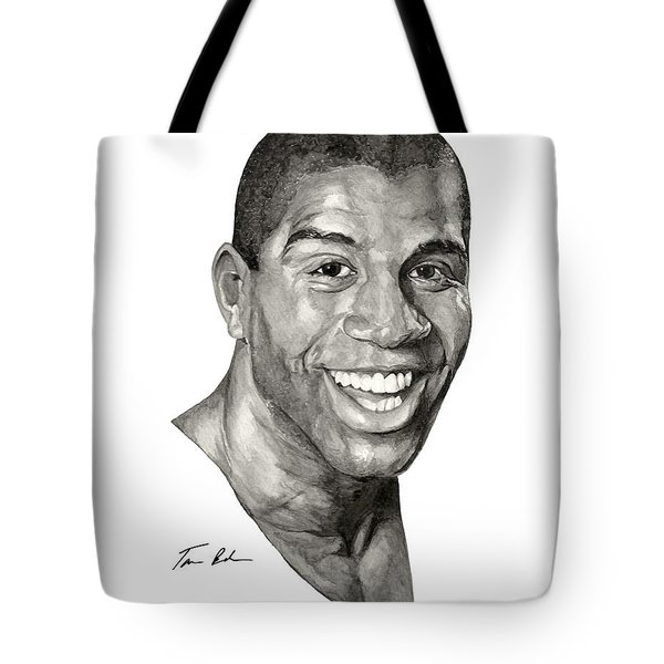 Magic Tote Bag by Tamir Barkan