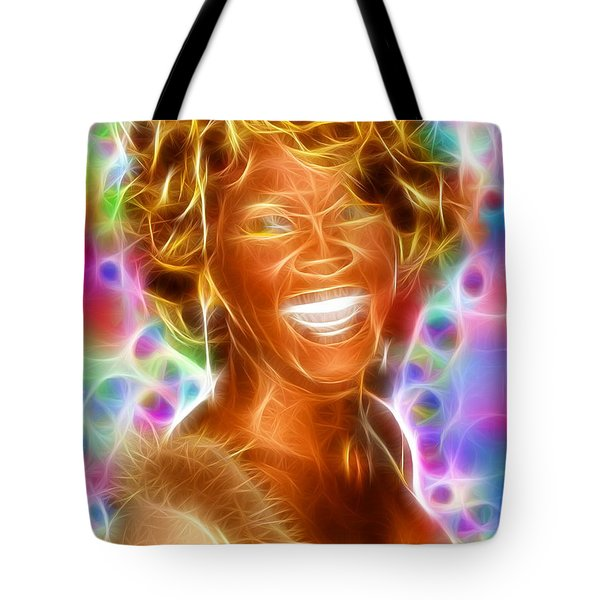 Magical Whitney Tote Bag by Paul Van Scott