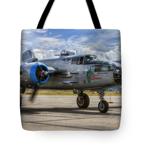 Maid In The Shade Tote Bag by Brad Granger