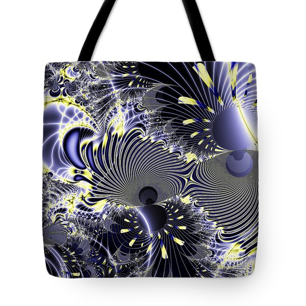 Mardi Gras Tote Bag by Wingsdomain Art and Photography