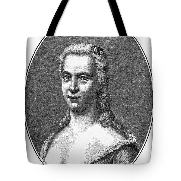 Margareta Moller Klopstock Tote Bag by Granger