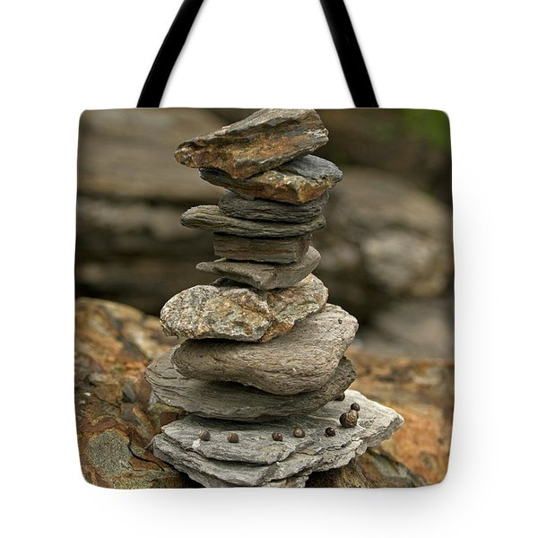 Mark The Trail Tote Bag by Paul Mangold