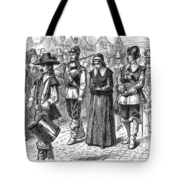 Mary Dyer, D.1660 Tote Bag by Granger