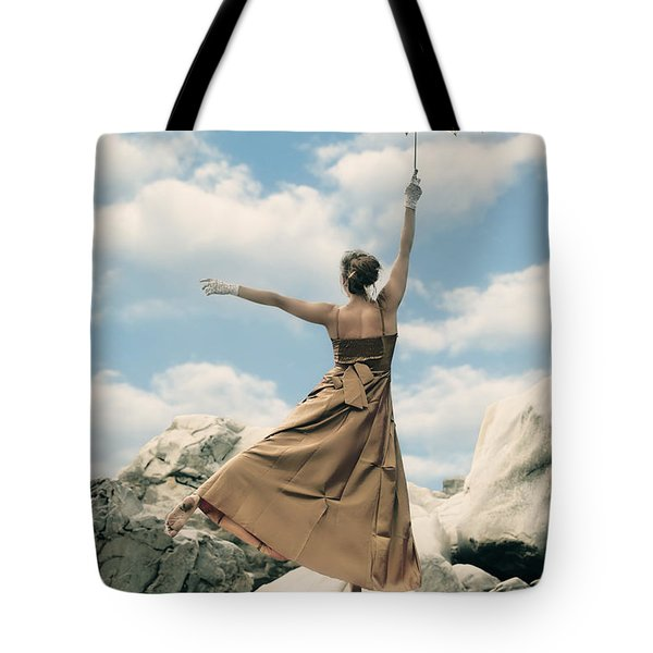 Mary Poppins Tote Bag by Joana Kruse