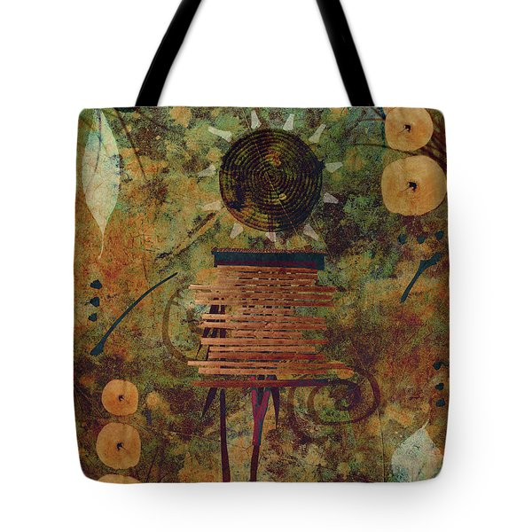 Maskerade Tote Bag by Aimelle