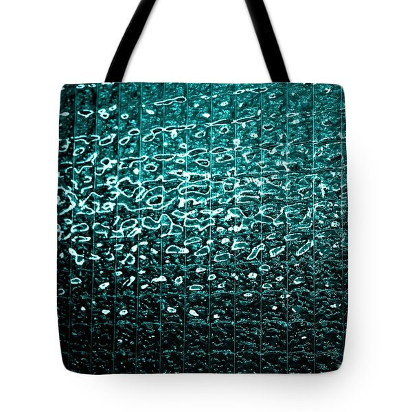 Matrix Tote Bag by Leigh Meredith
