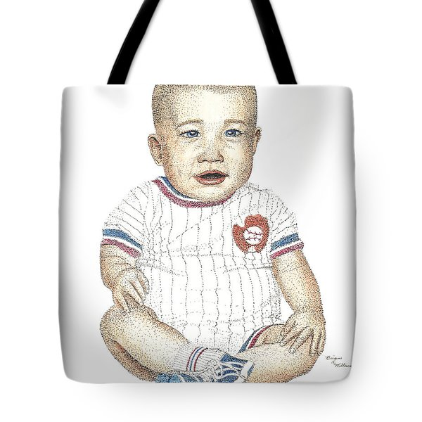 Matthew Tote Bag by Brian Wallace