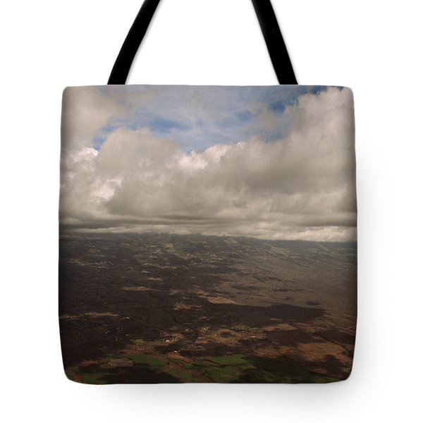 Maui Beneath The Clouds Tote Bag by Paulette B Wright