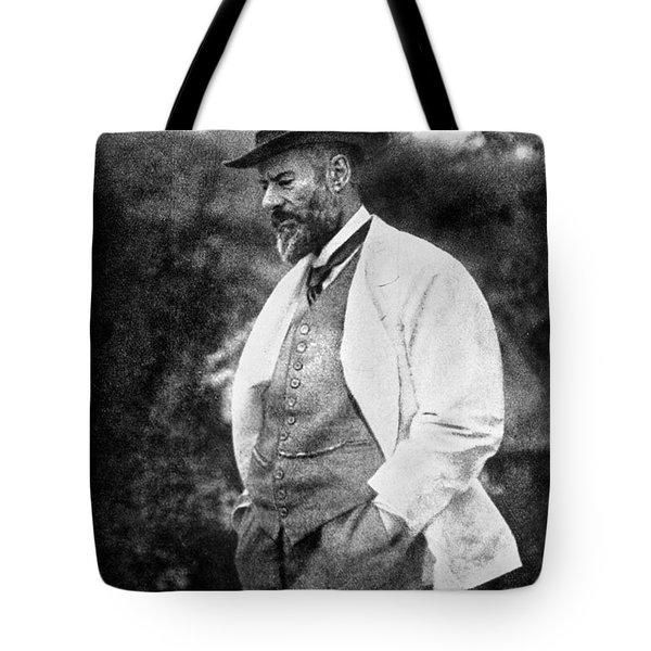 Max Weber 1864-1920 Tote Bag by Granger